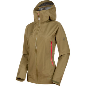 Mammut Meron Light HS Jacket Damen olive-pink